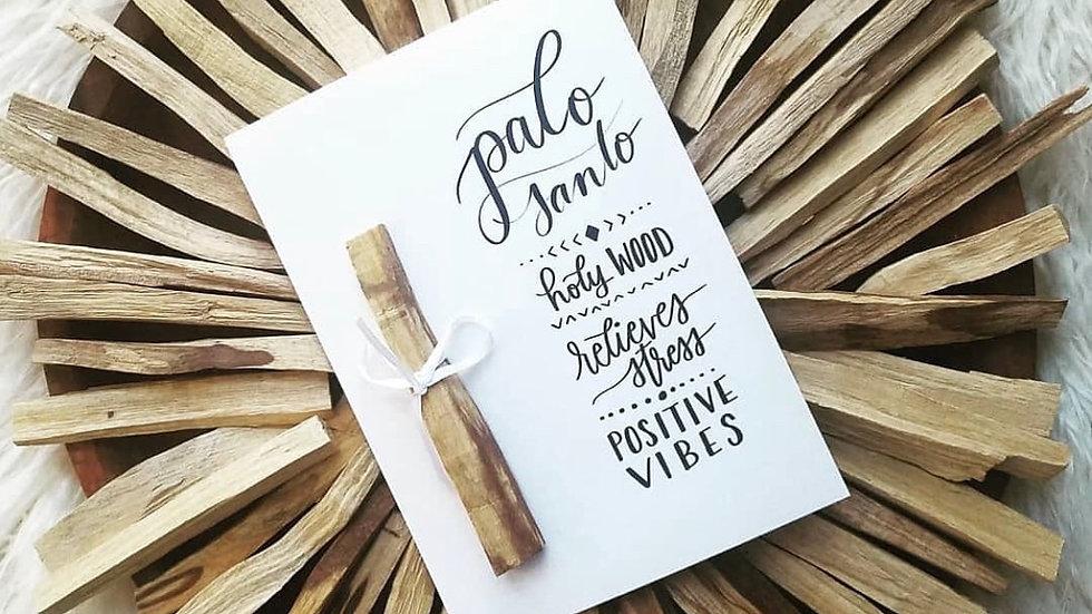 Palo Sanyo sticks