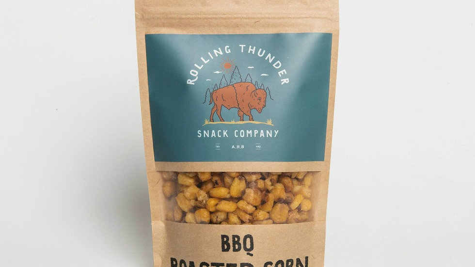 Rolling Thunder BBQ Roasted Corn