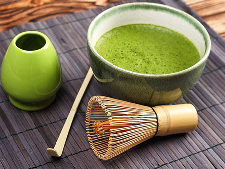 Matcha for Superpowers