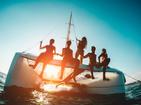 catamaran ibiza charter