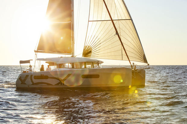 Excess Catamaran Ibiza Charter