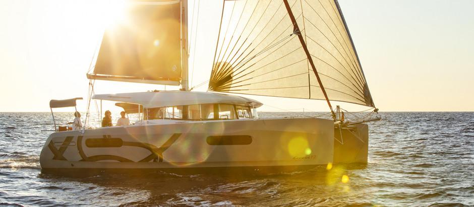 Alquiler catamarán en Ibiza