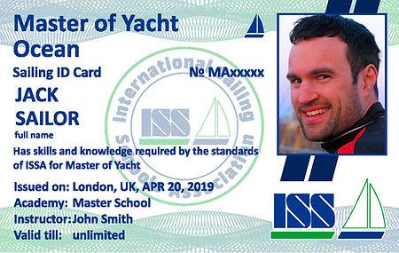 Yachtmaster Ocean Certifie
