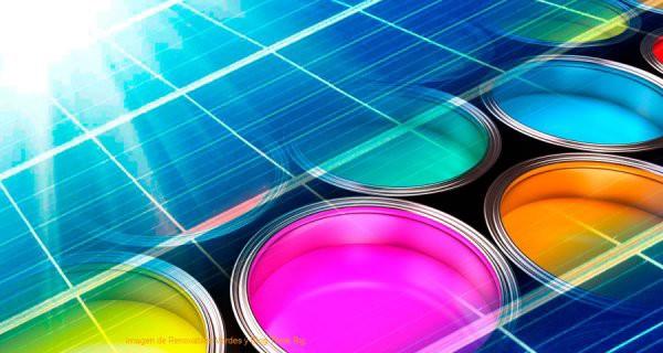 Solar Paint Perovskite based solar cells