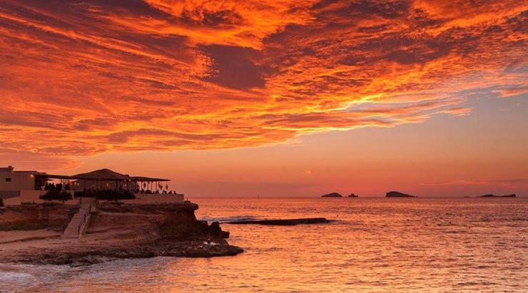 sunsetbiza formentera catamara i