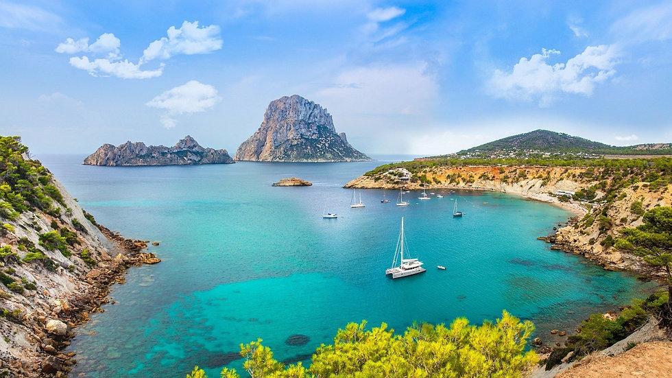 catamaran boat hire ibiza
