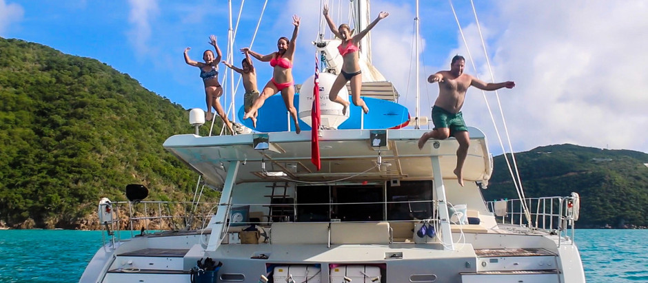 Alquiler catamarán Ibiza