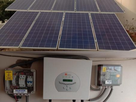 Chandigarh: New Web Portal for solar metering applications