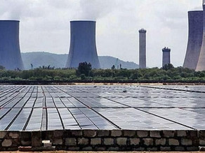 BHEL commissions India's largest floating Solar PV plant at NTPC Simhadri in Andhra Pradesh