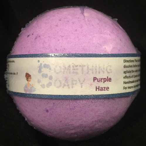 Purple Haze Bath Bomb