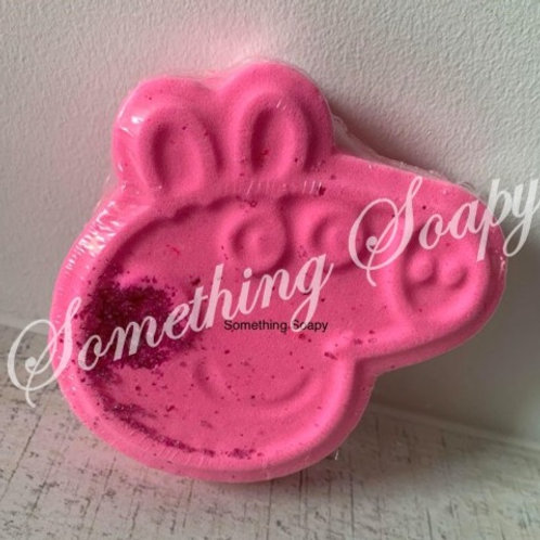 Pink Lemonade Novelty Bath Bomb