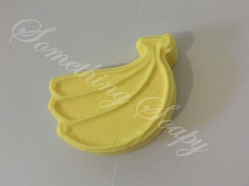 Banana & Chocolate Novelty Bath Bomb