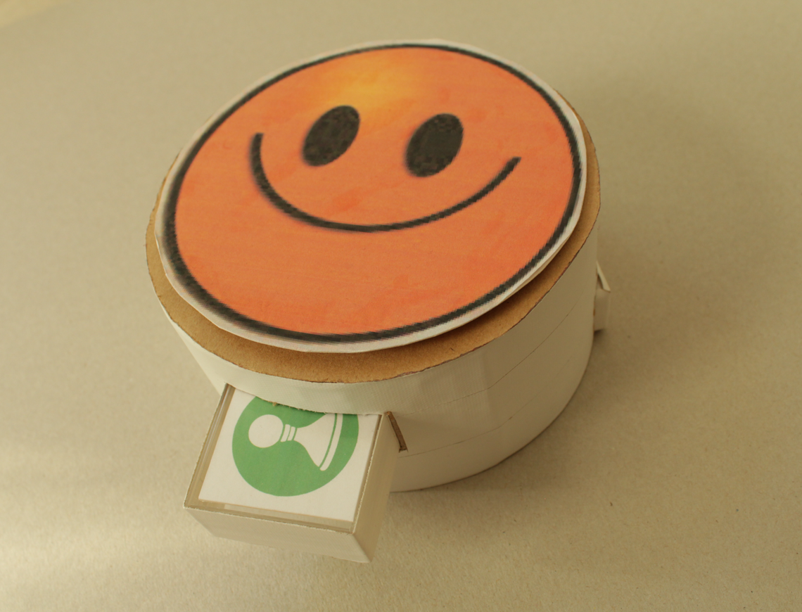 Prototyping: Conny