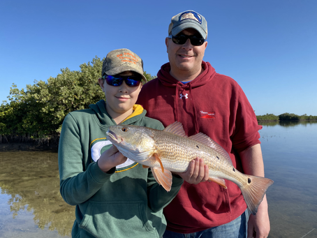 Crystal River Fishing Report 04.06.2021