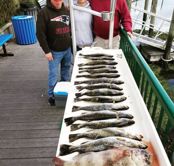Crystal River Fishing Report - 12.19.19