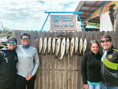 Crystal River Fishing 03.27.2021