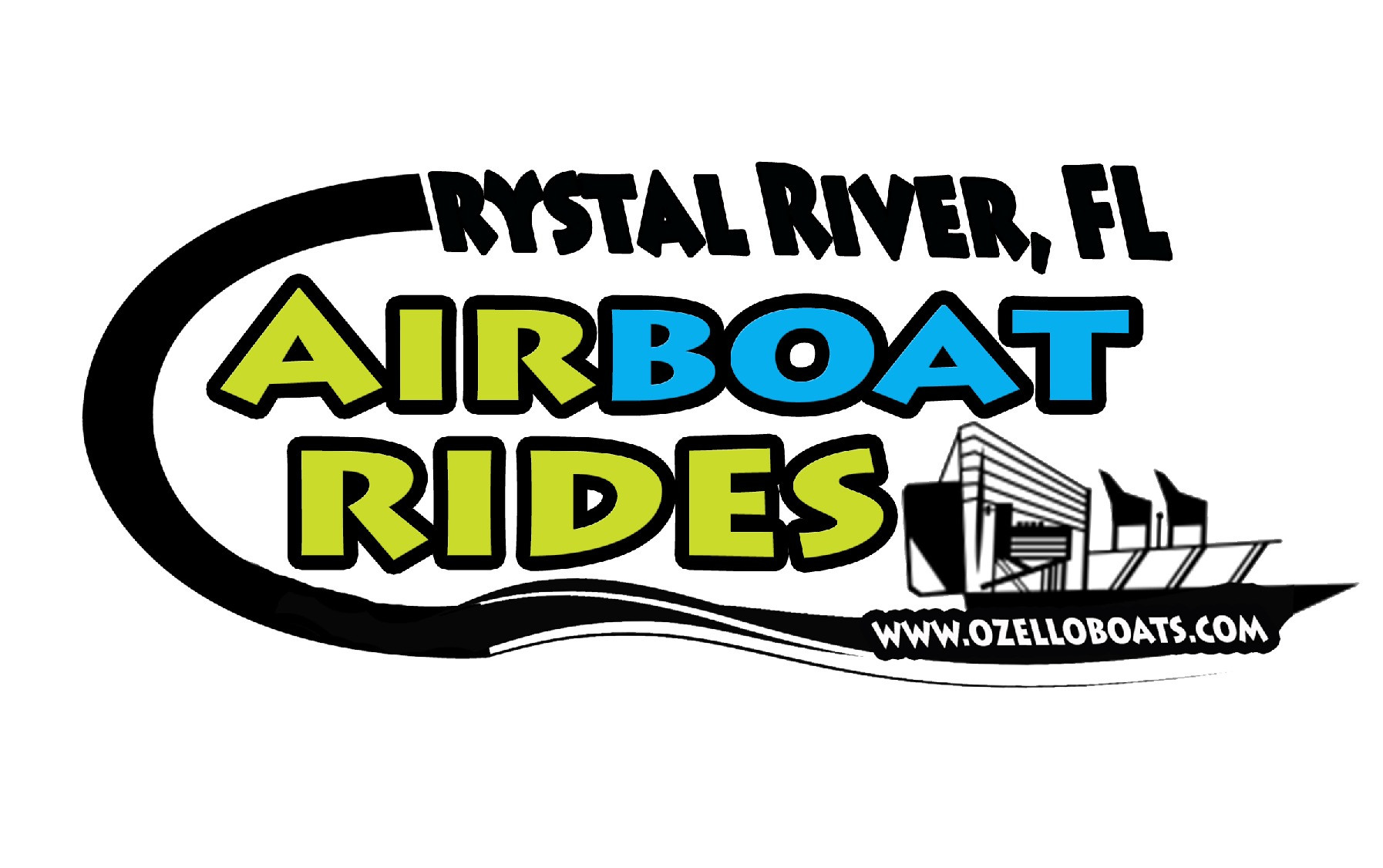 Airboat Tours | Crystal River, FL | Ozello Boats | ECO Boat