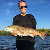 Inshore Redfishing in Crystal River Florida