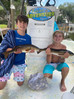 We're still fishin', even during scallop season!