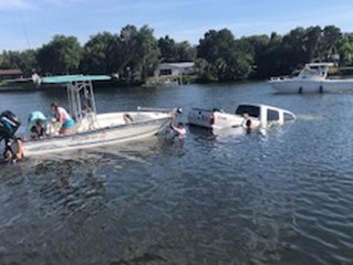 Locals Help Save Child in Boat Ramp Accident