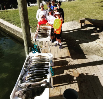 Crystal River Fishing Report - 11.27.19