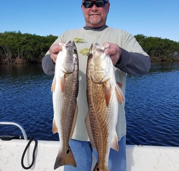 Crystal River Fishing Report - 11.26.19