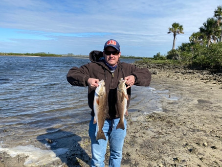 Crystal River Fishing Report 12.11.2020