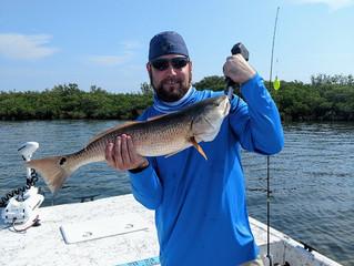 09/27/2019 Inshore Fishing Report