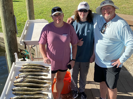 Crystal River Fishing Report 10.23.20