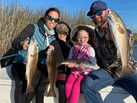 Crystal River Fishing 01.01.2021