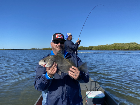 Crystal River Fishing 01.04.2021