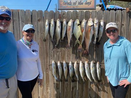 Crystal River Fishing 2.10.2021