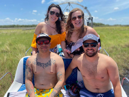 Snorkeling + Airboat Tour= Best of Nature Coast