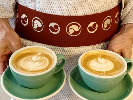 Coffee in Kamakura