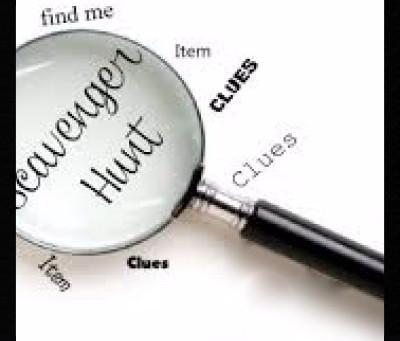 Scavenger Hunt: Finding Myself