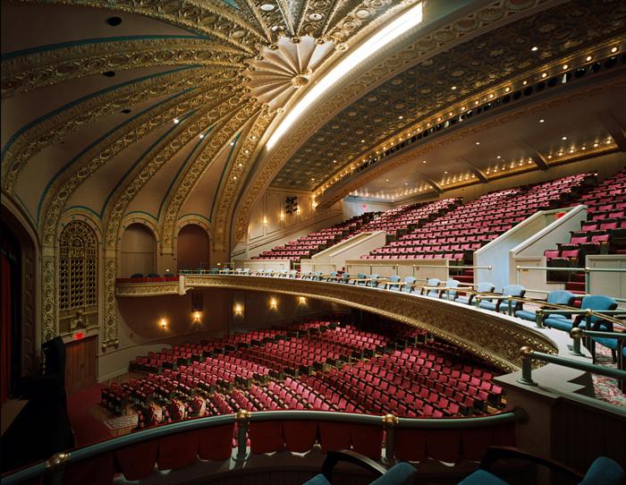 Hoyt Sherman Place Theater, 1925, Des Moines Women's Club