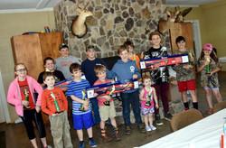 Fishing & BB Gun Shoot Prizes