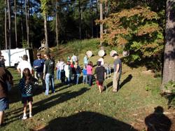 Kids Day Archery