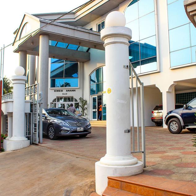 Maxlot Hotel, Accra