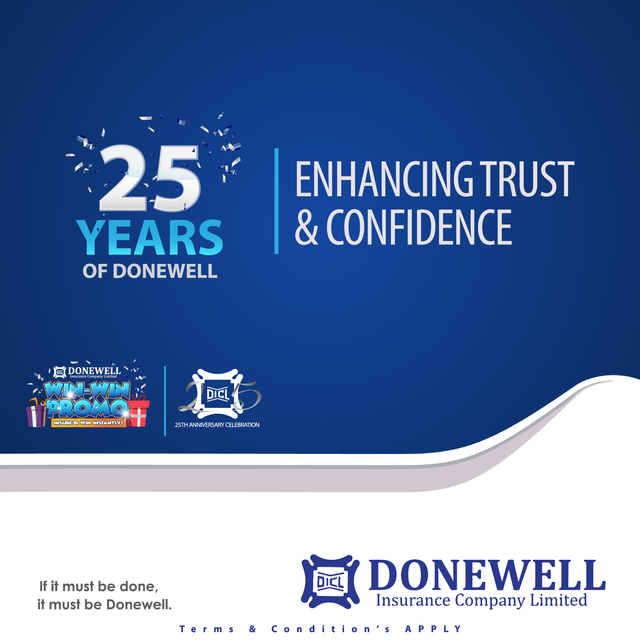 25 Years of Donewell: Digital Campaign