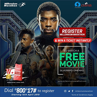 Silverbird Movie Ticket