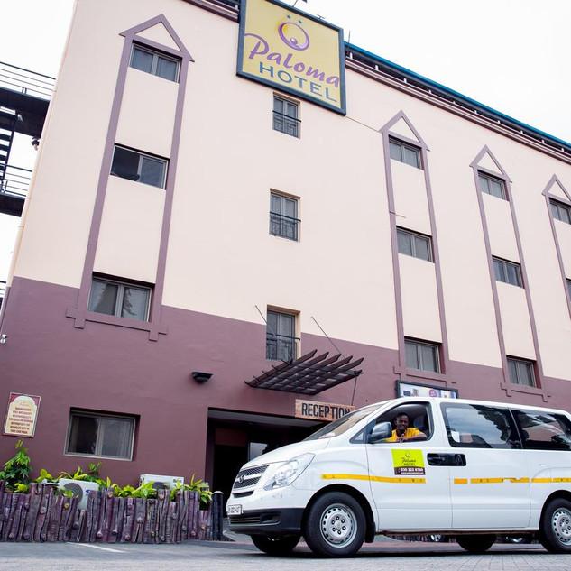 Paloma Hotel, Accra