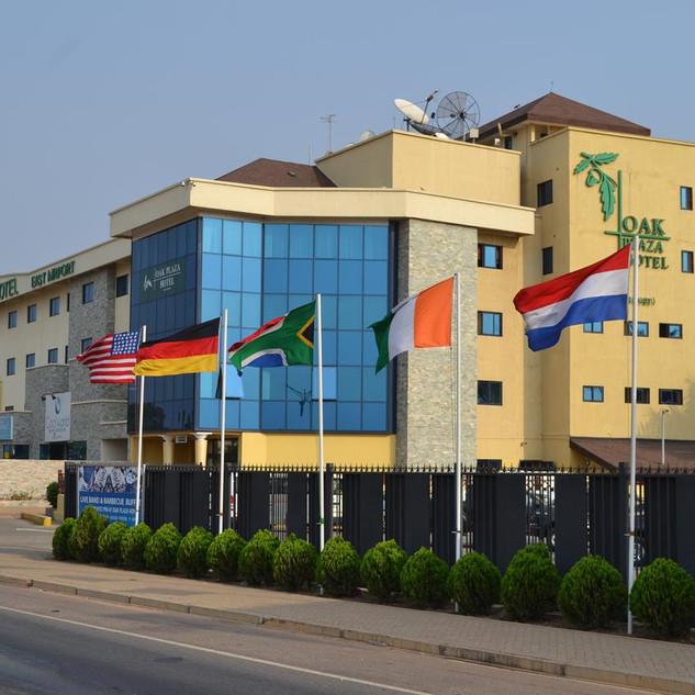 Oak Plaza Hotel, Accra