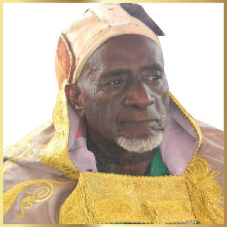 His Royal Majesty Yagbonwura Tuntumba Bore Essa