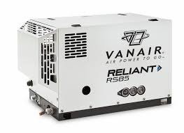 Vanair Reliant Hydraulic Driven Air Compressor