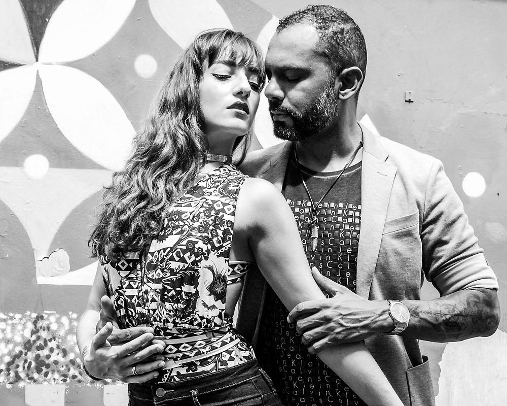 Alex de Carvalho & Mathilde Dos Santos