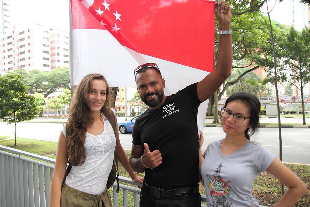 Go Singapore! <3