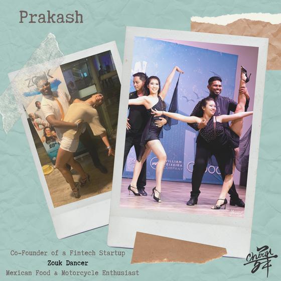 Weekly Spotlight Conversation with Prakash R.