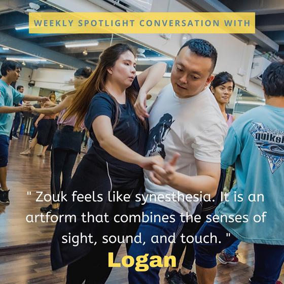 Weekly Spotlight Conversations featuring Logan G.