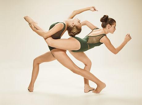 The two modern ballet dancers.jpg